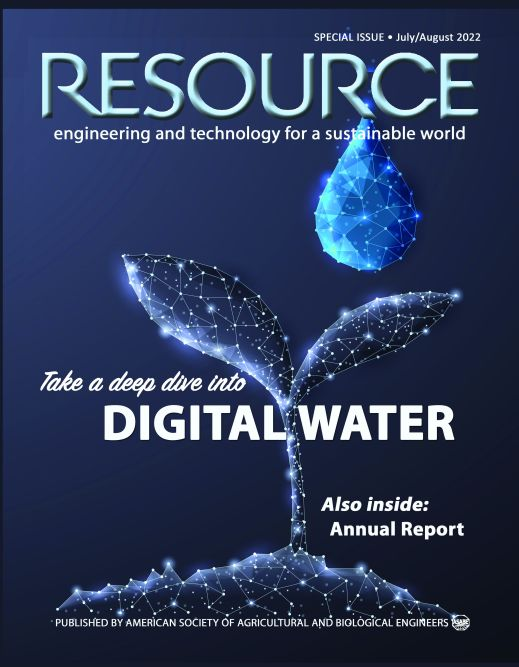 Resource magazine current cover